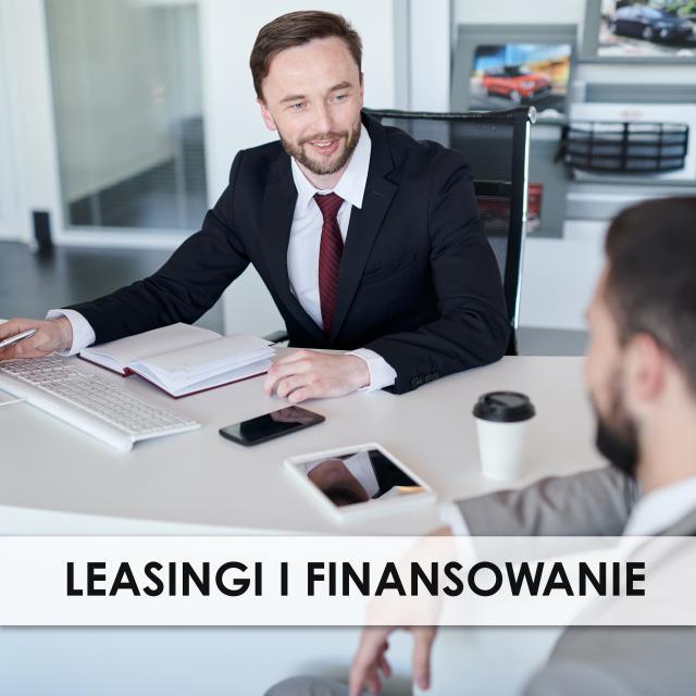 Leasingi i finansowanie