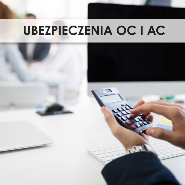 Ubezpieczenia OC i AC
