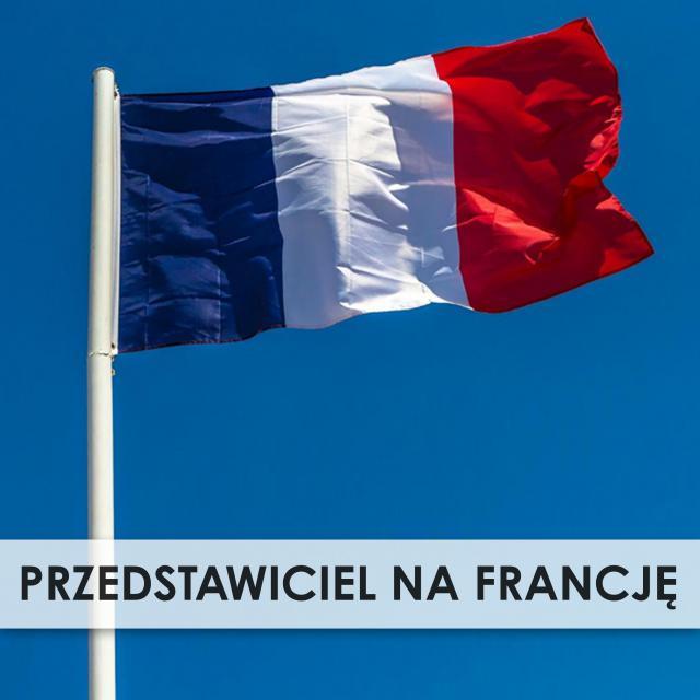 Przedstawiciel na Francję
