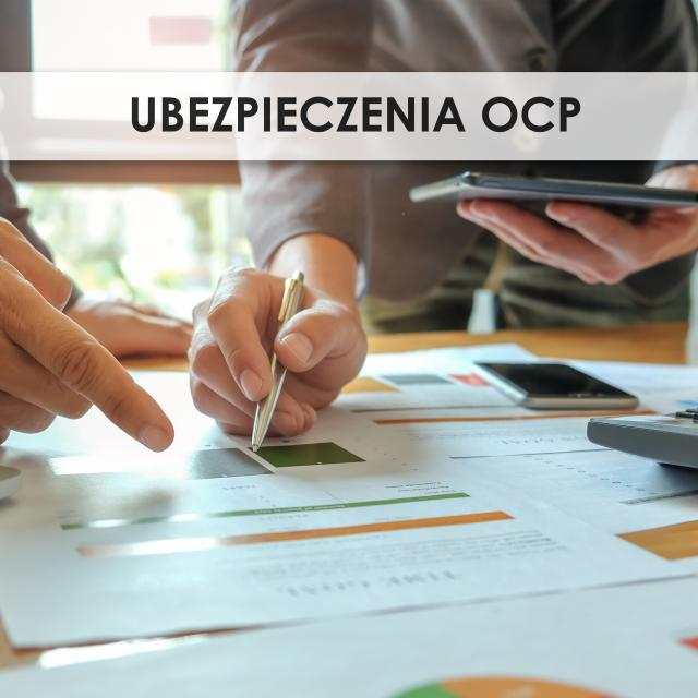 Ubezpieczenia OCP