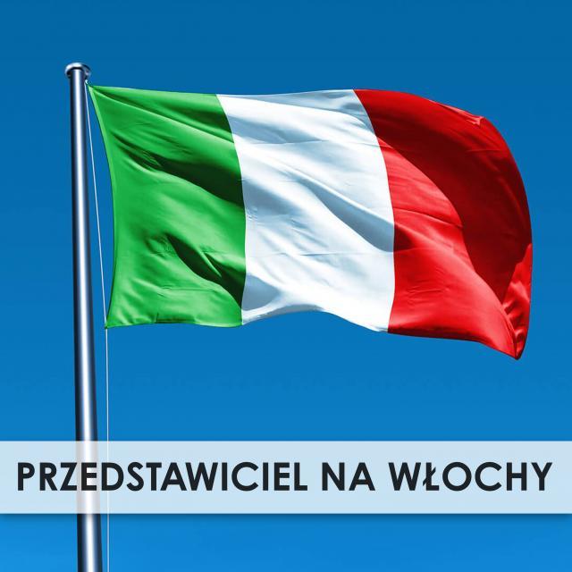 Przedstawiciel na Włochy